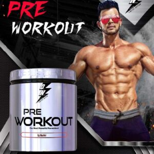 N2N Fitness Club Divine Nutrition Pre Workout