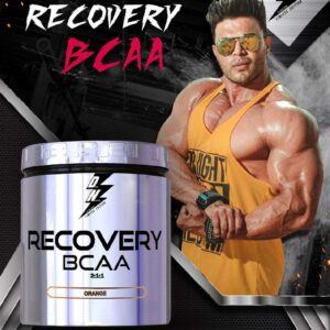N2N Fitness Club Divine Nutrition Recovery BCAA