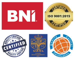 N2N Fitness Club Certifications Footer